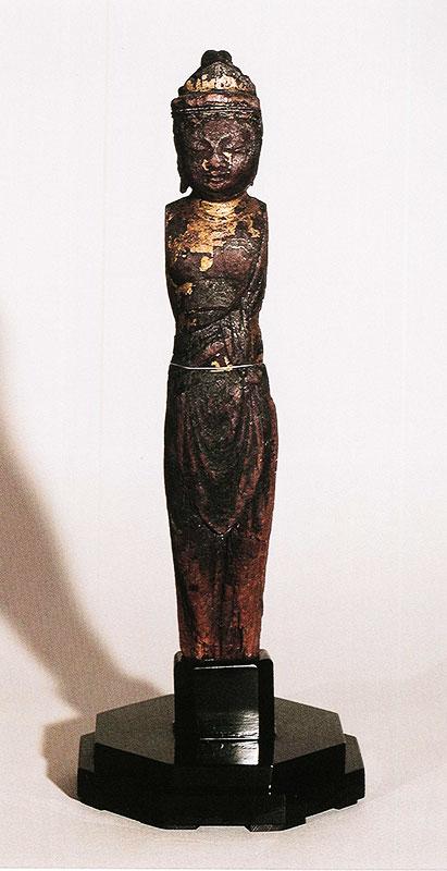 長松寺菩薩立像
