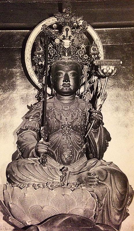 大智寺文殊菩薩坐像