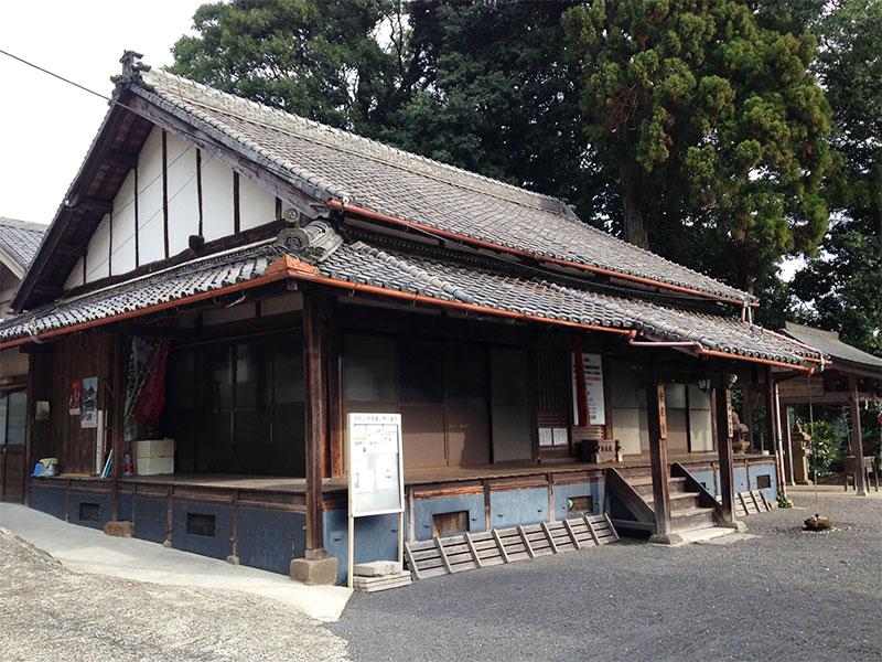 安産寺本堂