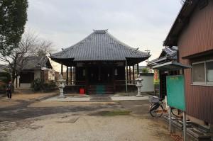 正楽寺本堂