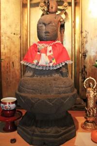 石造地蔵菩薩像