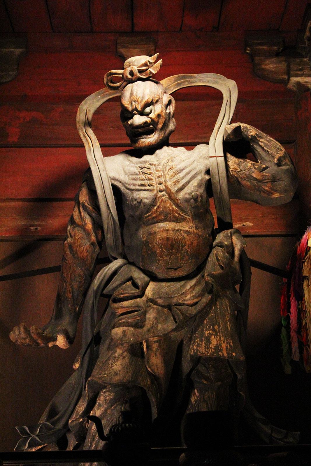 黒仁王(阿形)