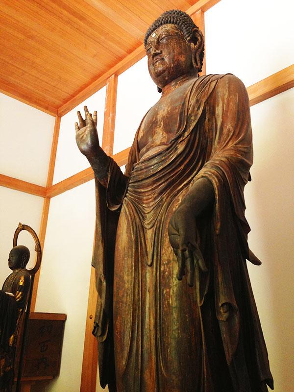 薬師如来と地蔵菩薩