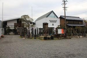 羽島円空記念館