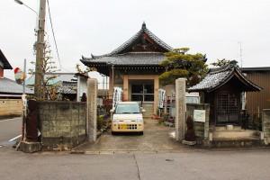 長間薬師寺