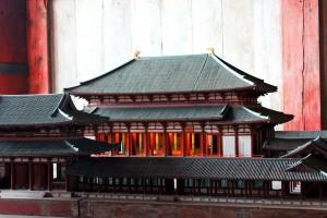 大仏殿模型