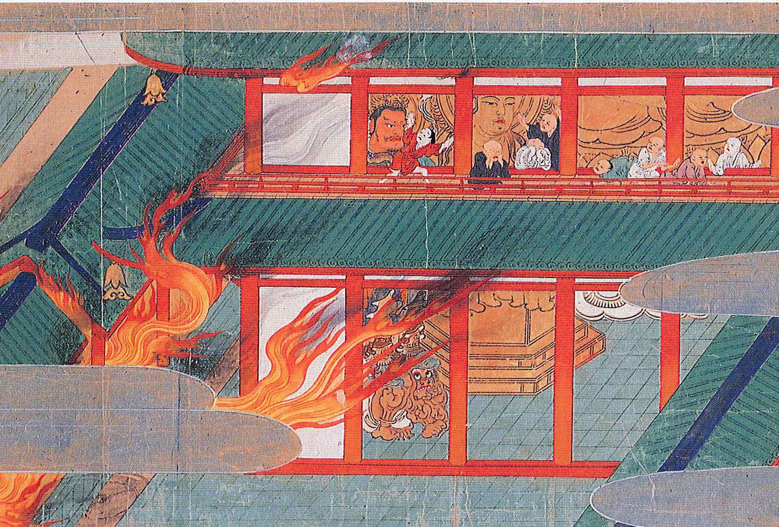 東大寺縁起絵巻