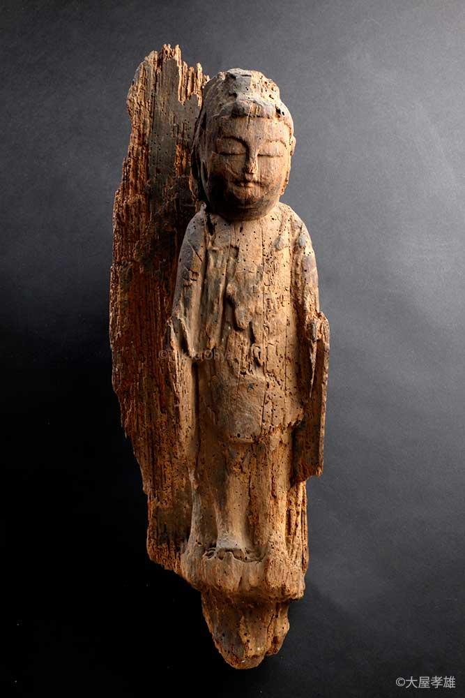 北寺 菩薩形立像