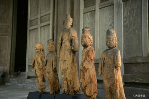 金林寺古仏群