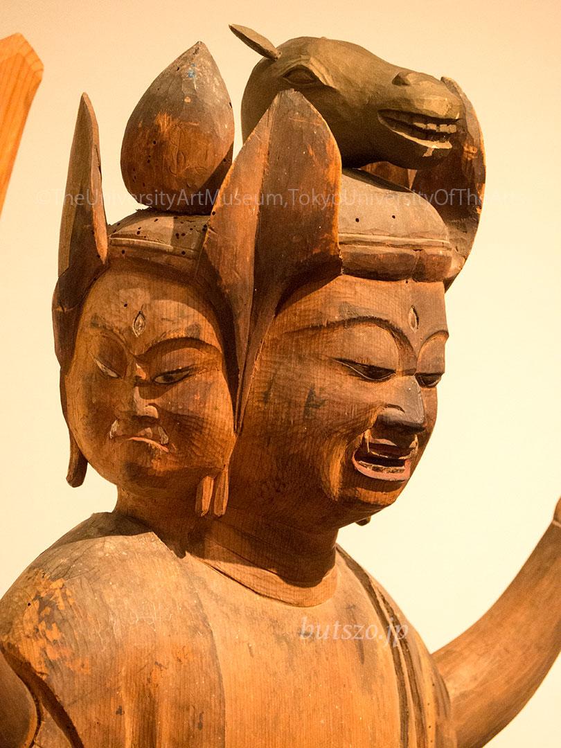 横山神社 馬頭観音像