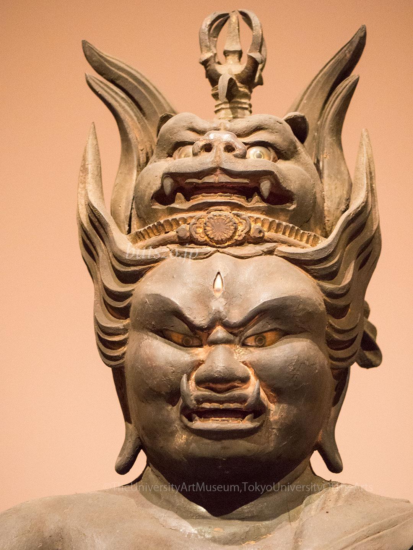 舎那院 愛染明王坐像
