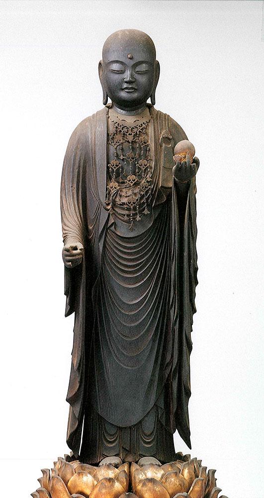 法性寺 地蔵菩薩