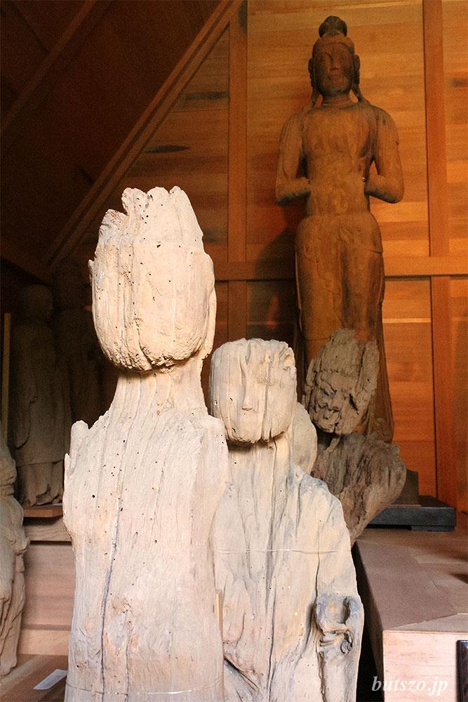 いろいろな仏像