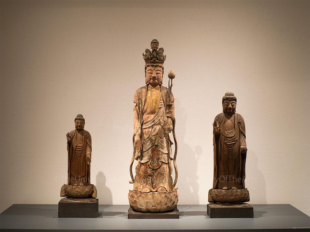 浄光寺 三尊像